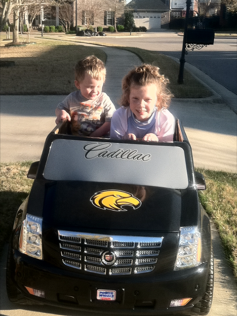 Fan Feature: Stacy Busby - Southern Miss