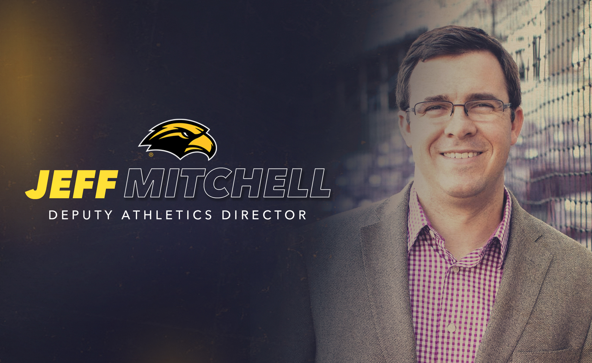 Image result for jeff Mitchell southern miss