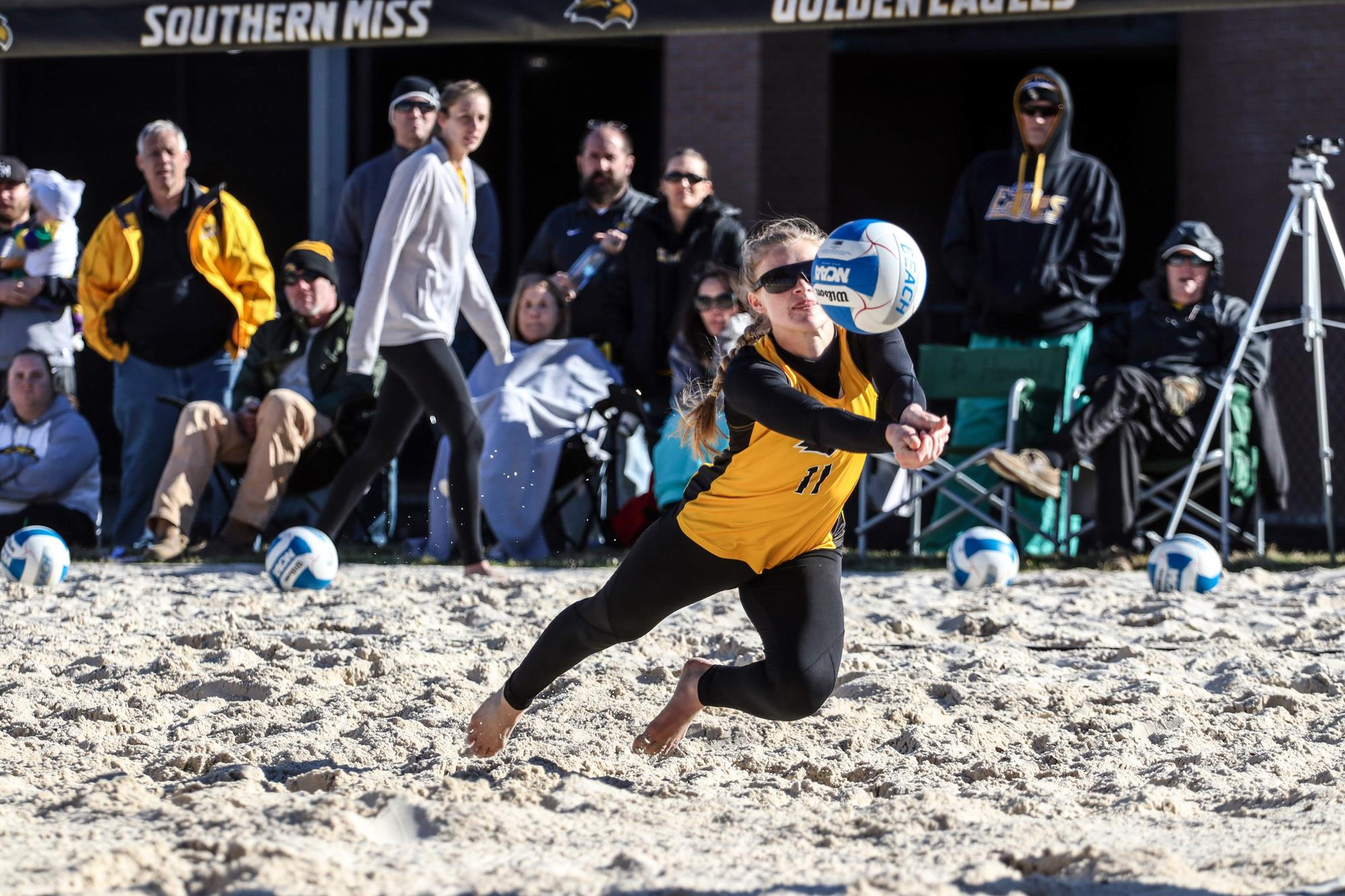 Southern Miss Announces 2020 Beach Volleyball Schedule Southern Miss