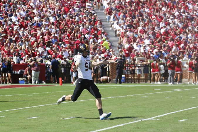 Fall Camp and First Impressions: College Football as an Australian Punter - Southern Miss